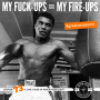 Artwork for #73: MY FUCK-UPS = MY FIRE-UPS - Daily Mentoring w/ Trevor Crane #greatnessquest