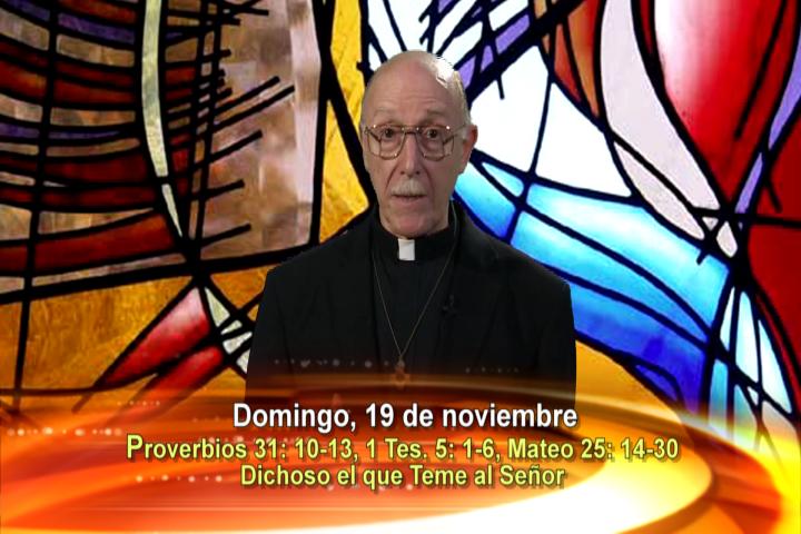 Artwork for Dios te Habla con Fr. Lenny de Pasquale  Tema el hoy: Dichoso el que teme al Señor