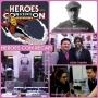 Artwork for Episode 477 - Heroes Con Recap w/ Francesco Francavilla (Black Beetle), Vivek Tiwary (The Fifth Beatle), Ryan Black (Tension)