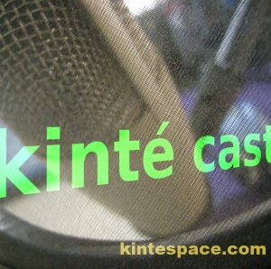 kinte cast #1: the snow makes you serious