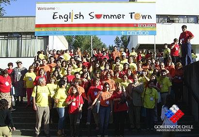 113 Chile Podcast 07 EST en el English Summer Town 2006