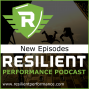 Artwork for Resilient Performance Podcast with Derek Hansen