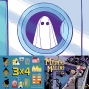 Artwork for Young Readers: Reviews of 3x4, The Creepy Case Files of Margo Maloo: The Monster Mall, and Sheets