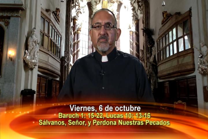 Artwork for Dios te Habla con Fr. Roberto Flores, SVD. El tema: Sálvanos, Señor, y perdona nuestras pecados.