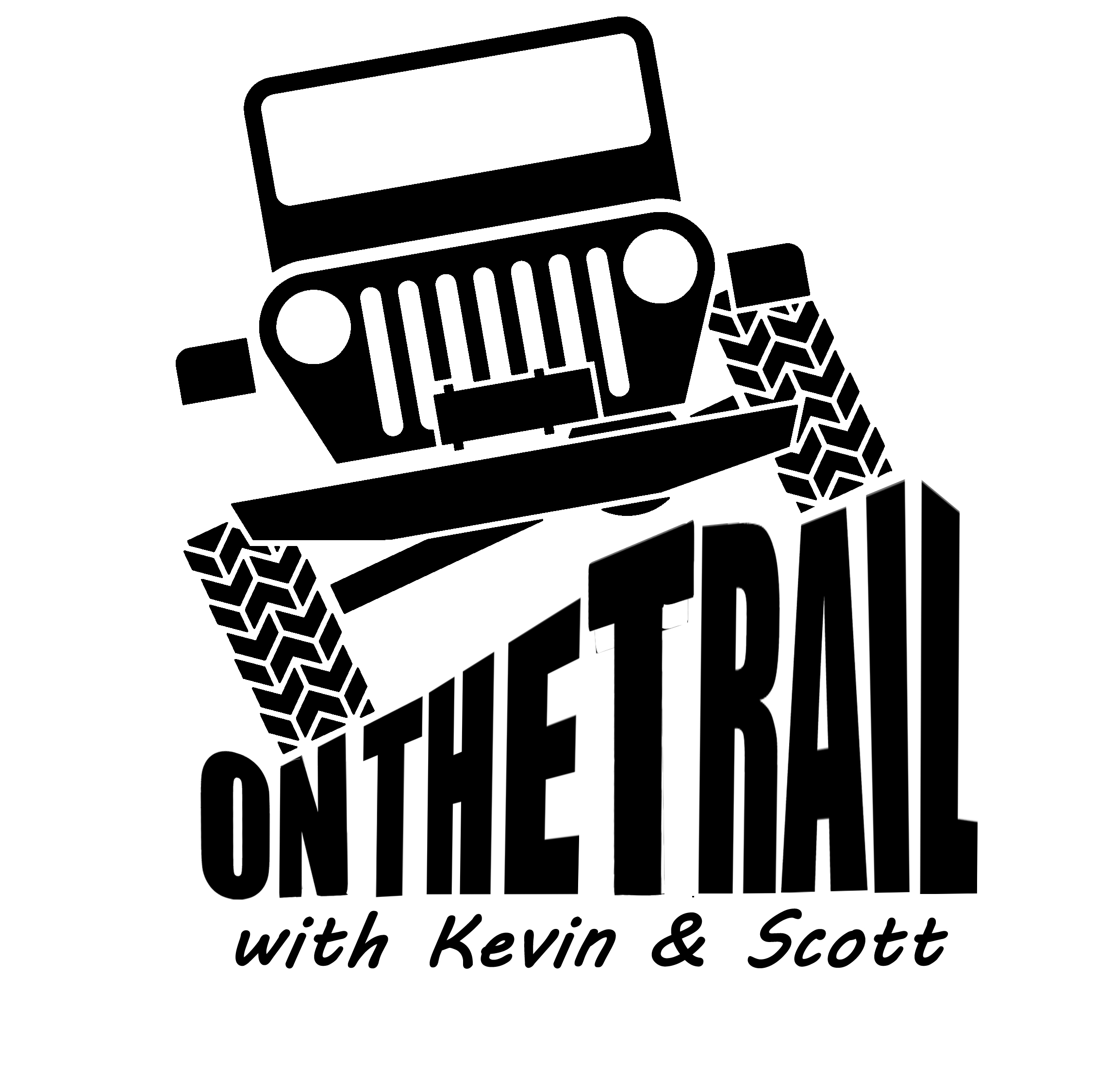 On The Trail With Kevin and Scott show art