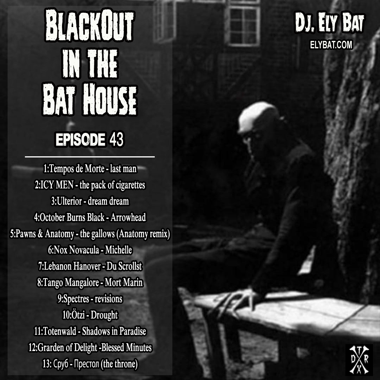 Black Out in the Bat House [EP.43]