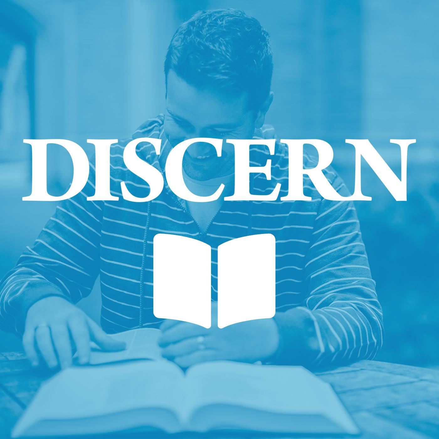 Discern show art