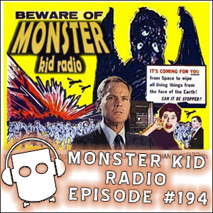 Monster Kid Radio #194 - Zontar, the Thing from Venus with Alan Tromp