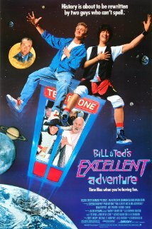 Bill and Ted's Excellent Adventure Commentary