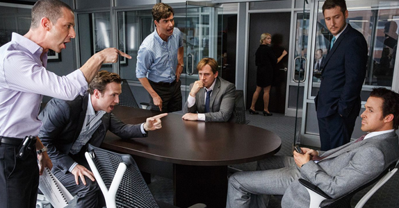 The Big Short Co-Writer Charles Randolph Stops By The Insider View Podcast