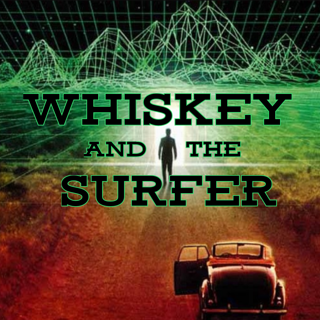 Whiskey and The Surfer logo