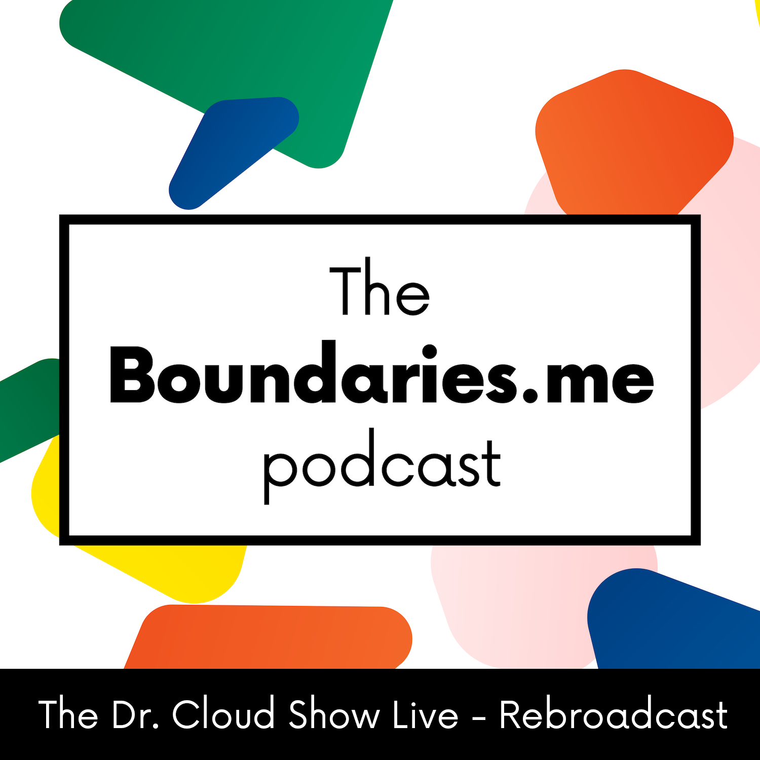Episode 21 - The Dr. Cloud Show Live - Ending Patterns and Redeeming Patterns