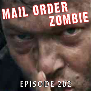 Mail Order Zombie #202 - Dead Letter Awards Nominees, Wizard World Portland & The Walking Dead