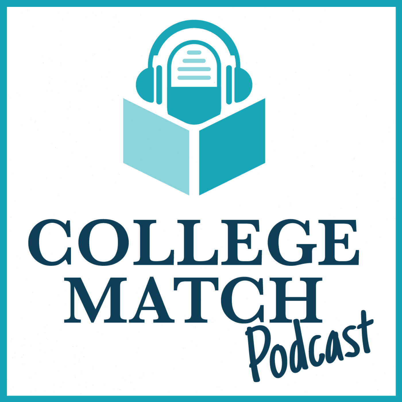 The College Match Podcast show art