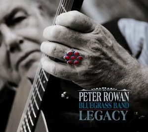 FTB podcast #88  features the new CD by the PETER ROWAN BLUEGRASS BAND called Legacy