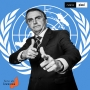 Artwork for #70: Bolsonaro na ONU, o impeachment de Trump e a morte de Ágatha