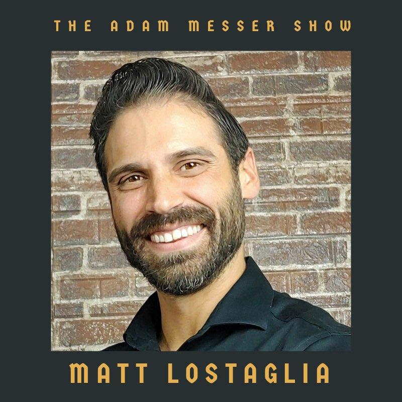 #68 - Matt Lostaglia part one show art
