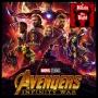 Artwork for 4: Avengers Infinity War