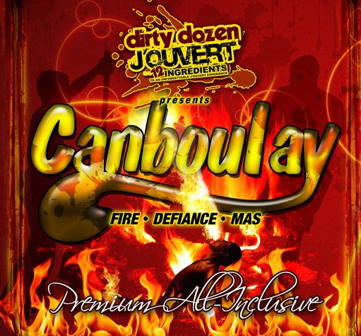 Dirty Dozen Jouvert 2011 Canboulay Promo Mix (Mixed by Private Ryan) .mp3