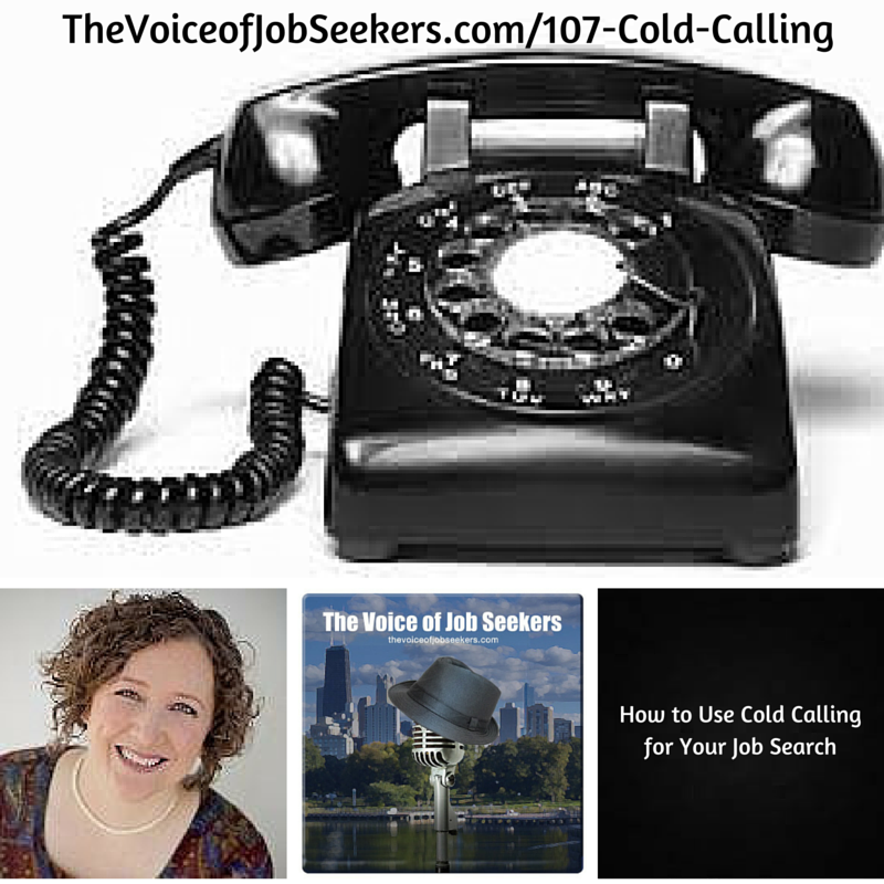 Cold-Calling as a Job Search Tool