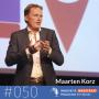 Artwork for #050 Maarten Korz, voormalig innovatiemanager Rabobank - Hoe krijg je een olietanker in beweging?