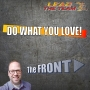 Artwork for Do What You Love!   The FRONT