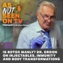 Artwork for Is Botox MANLY? Dr. Ordon on Injectables, Immunity and Body Transformations