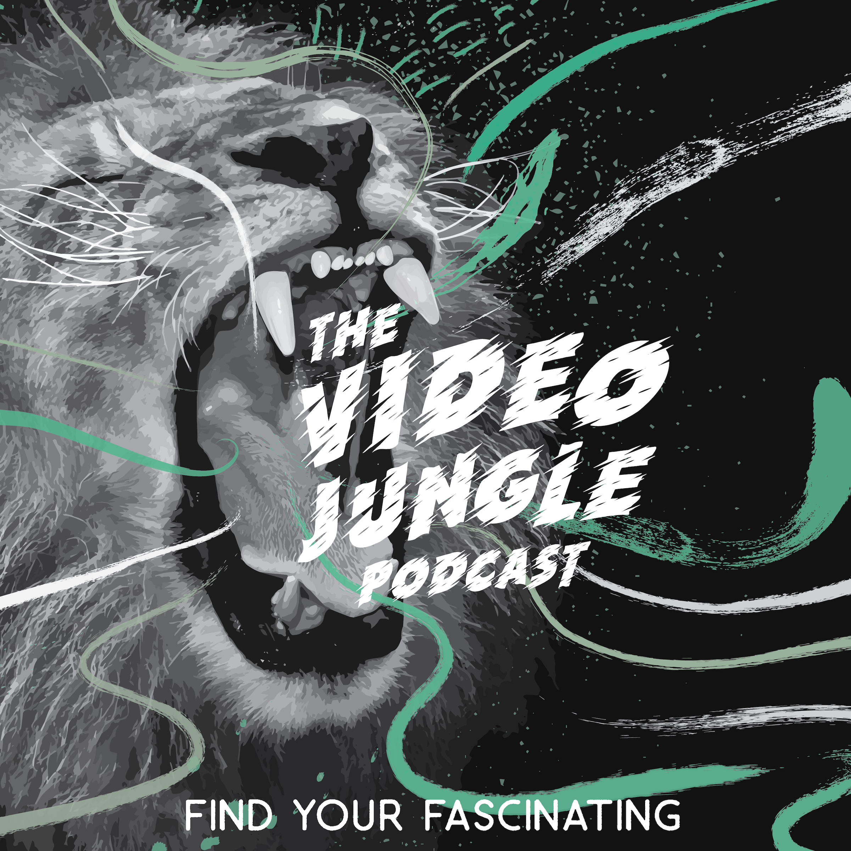The Video Jungle show art