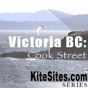 Cook Street: Kitesurf Victoria BC