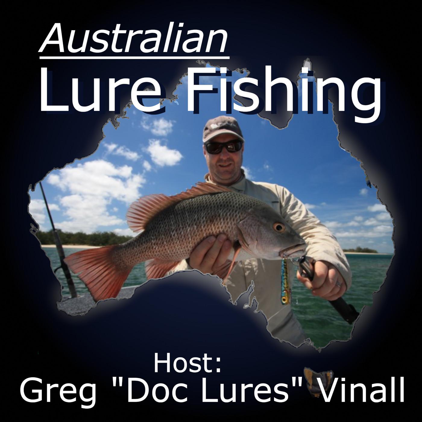 Australian Lure Fishing | Listen via Stitcher for Podcasts