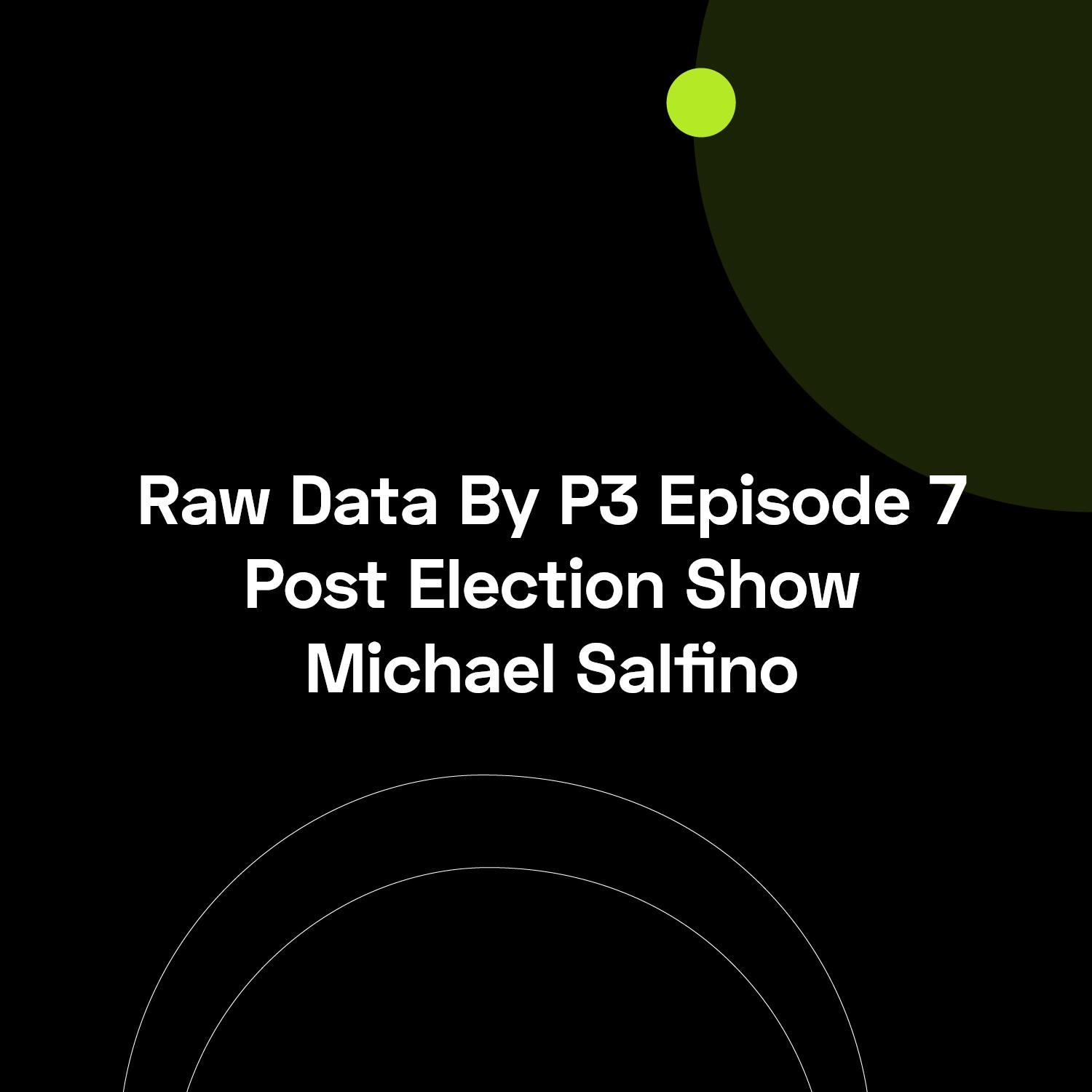 Raw Data By P3