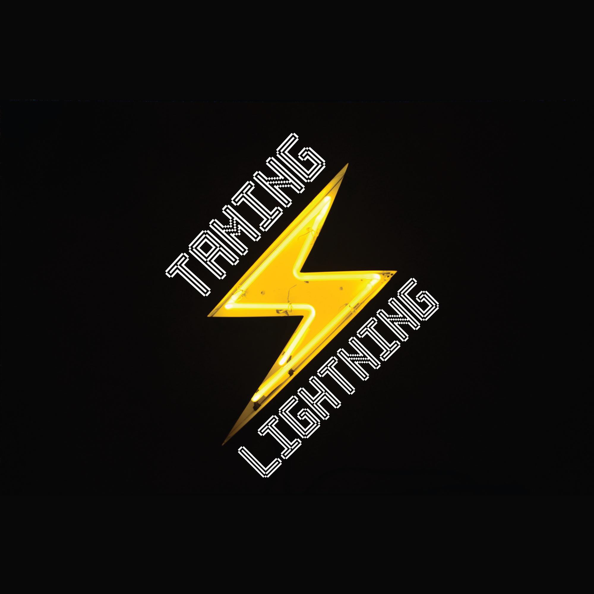 Taming Lightning show art