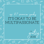 Artwork for 47. Veronica Yanhs: It's Okay to Be Multi-passionate