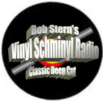 Vinyl Schminyl Radio George Harrison Cover 2-22-11