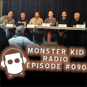 Monster Kid Radio #090 - Monsters Seen and Unseen