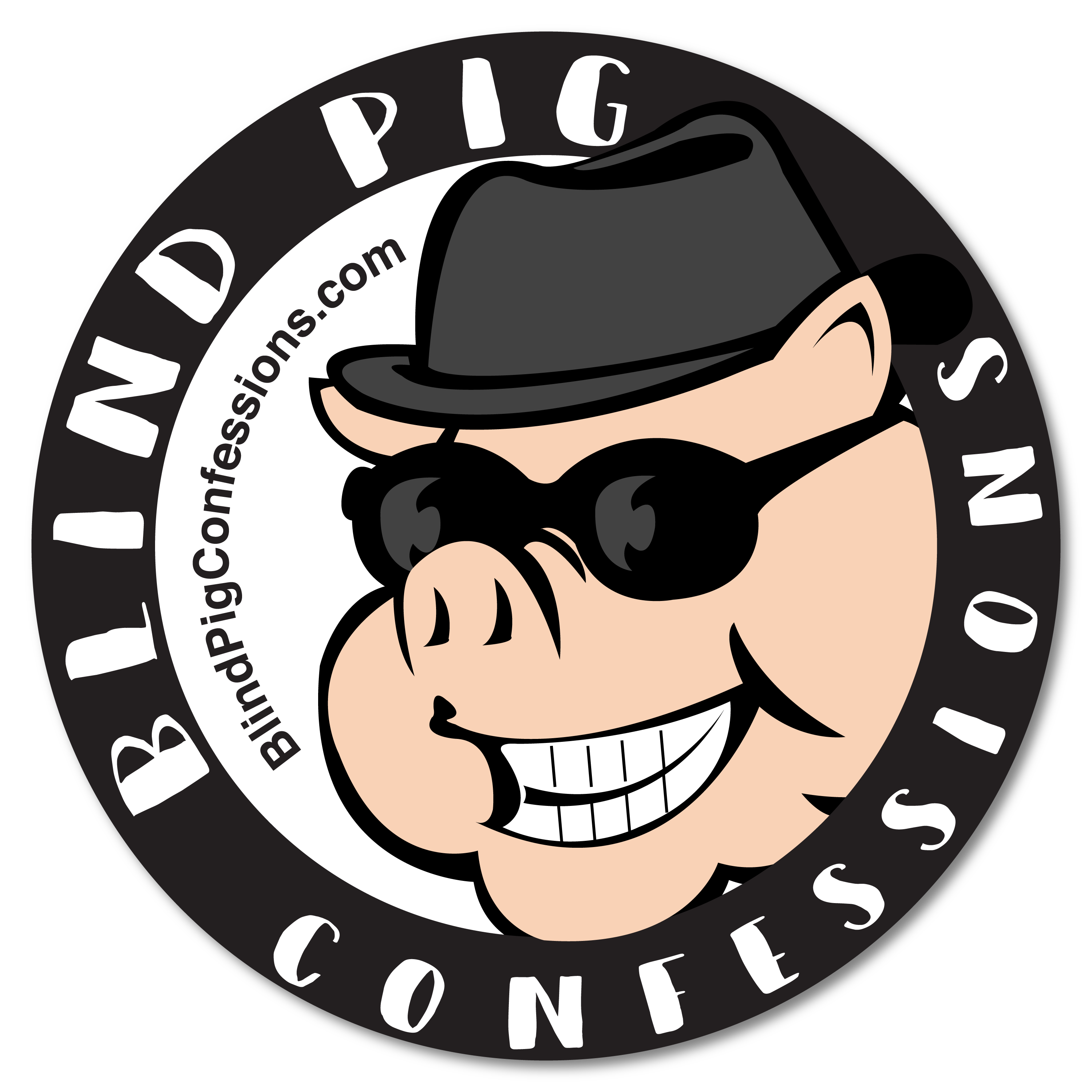 Blind Pig Confessions's Podcast show art