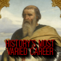 Artwork for 21. History's Most Varied Career (ft. Dr. Guy Perry)