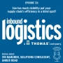 Artwork for IL Podcast 033: Can too much visibility put your supply chain in a blind spot?
