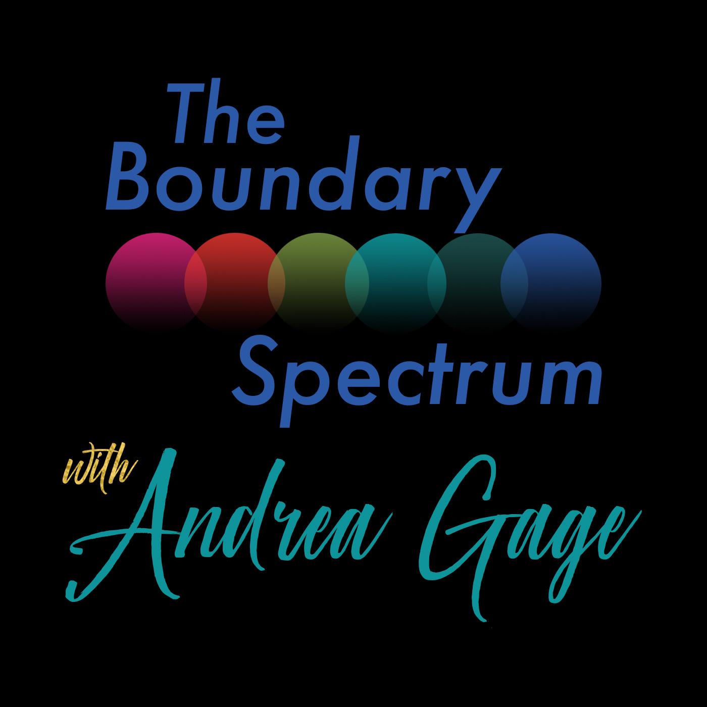 The Boundary Spectrum show art