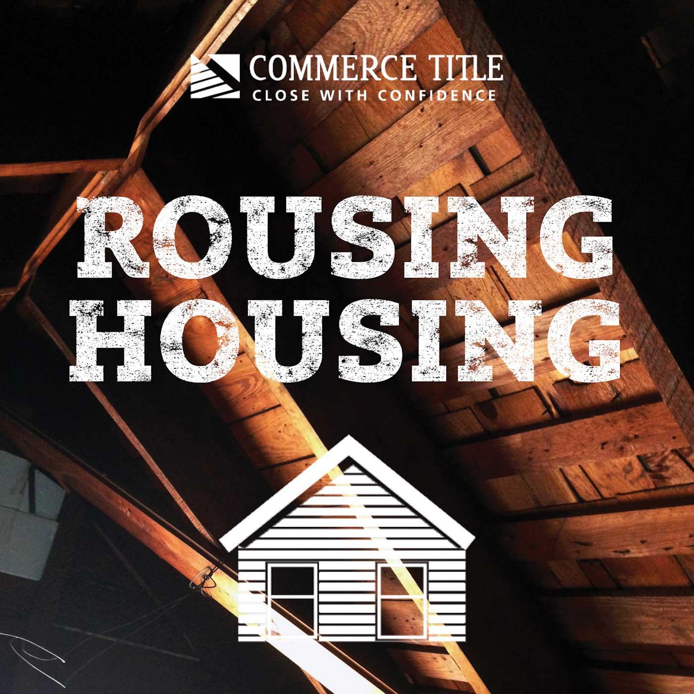 Rousing Housing show art