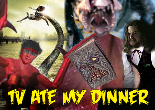 TV Ate My Dinner minisode:  The Host