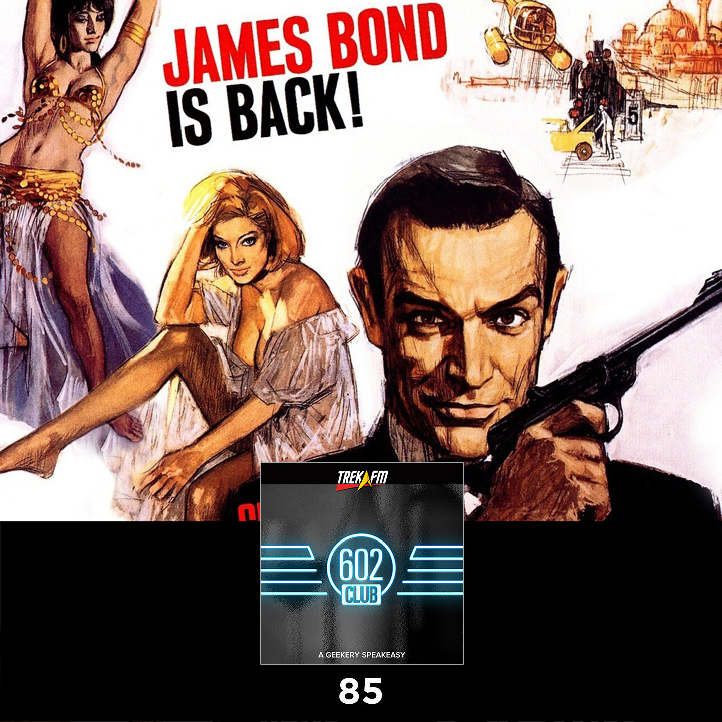 85: Bond is the Pawn