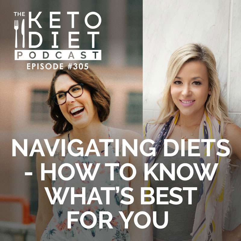 #305 Navigating Diets - How to Know What's Best for You with Vanessa Spina