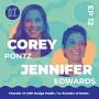 Artwork for Season 2 | Episode 12 | Corey Pontz and Jennifer Edwards