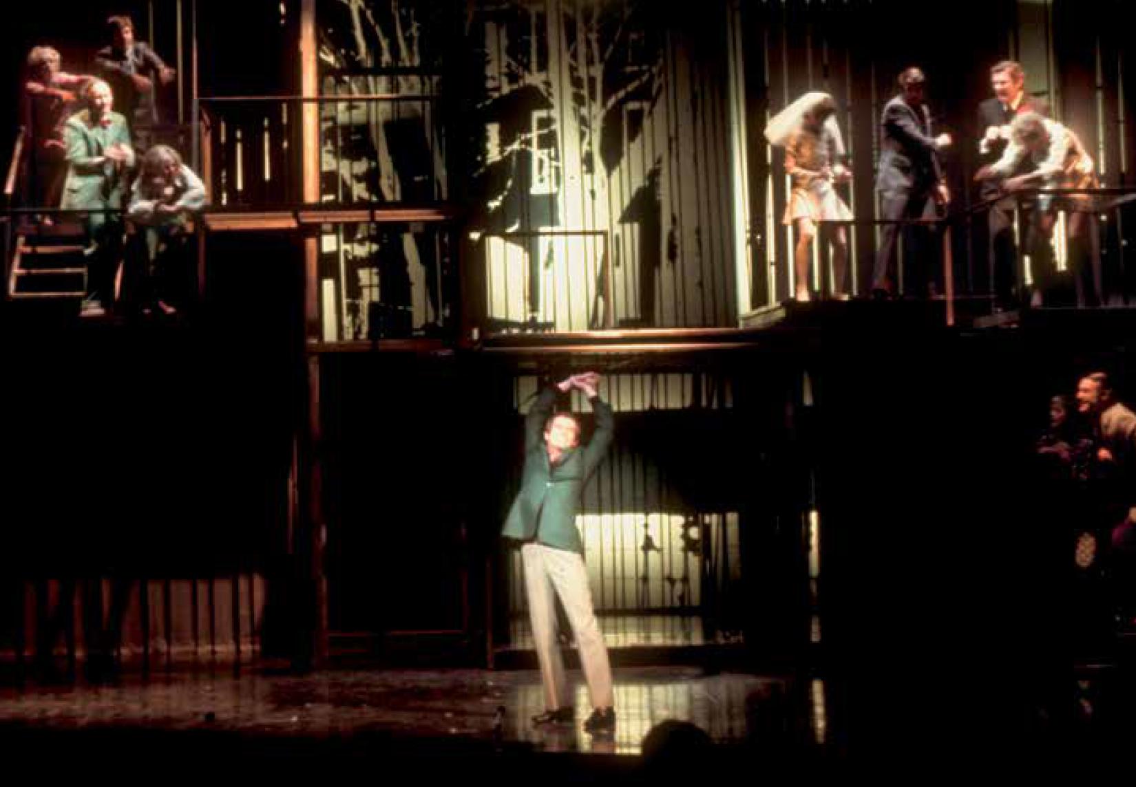The 1971 Tony Awards