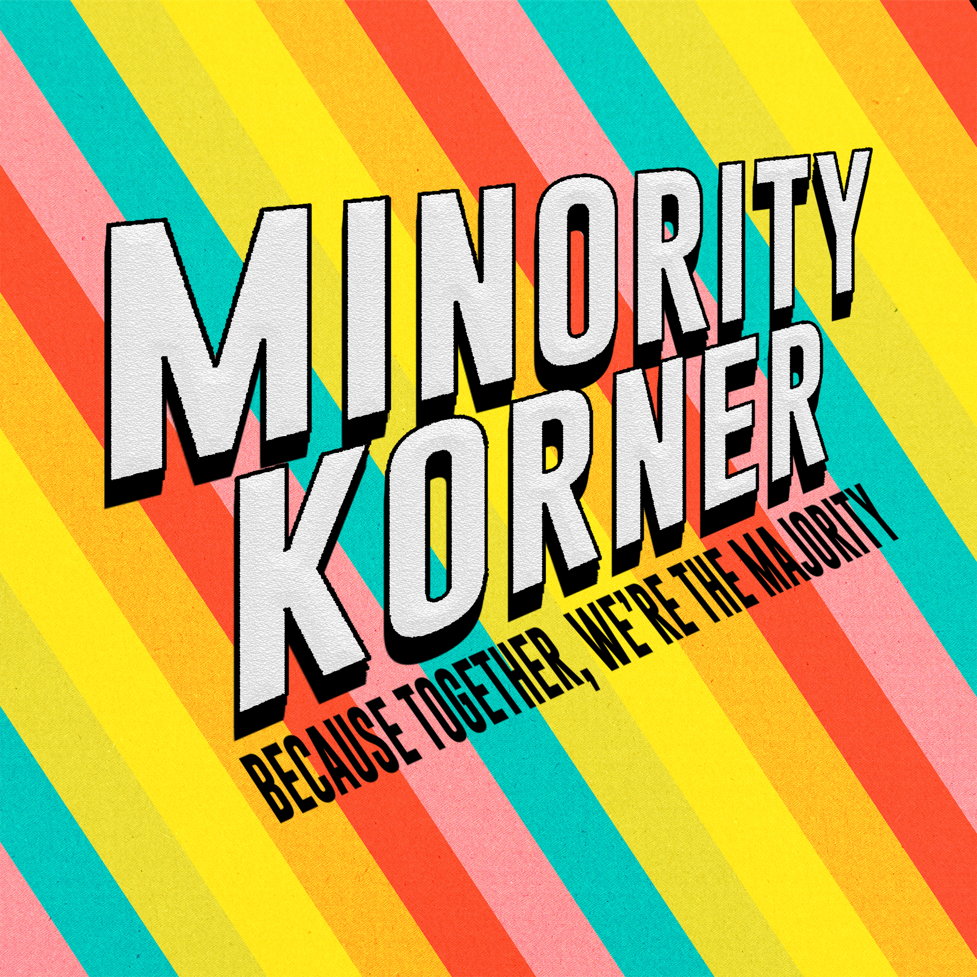 Minority Korner show art