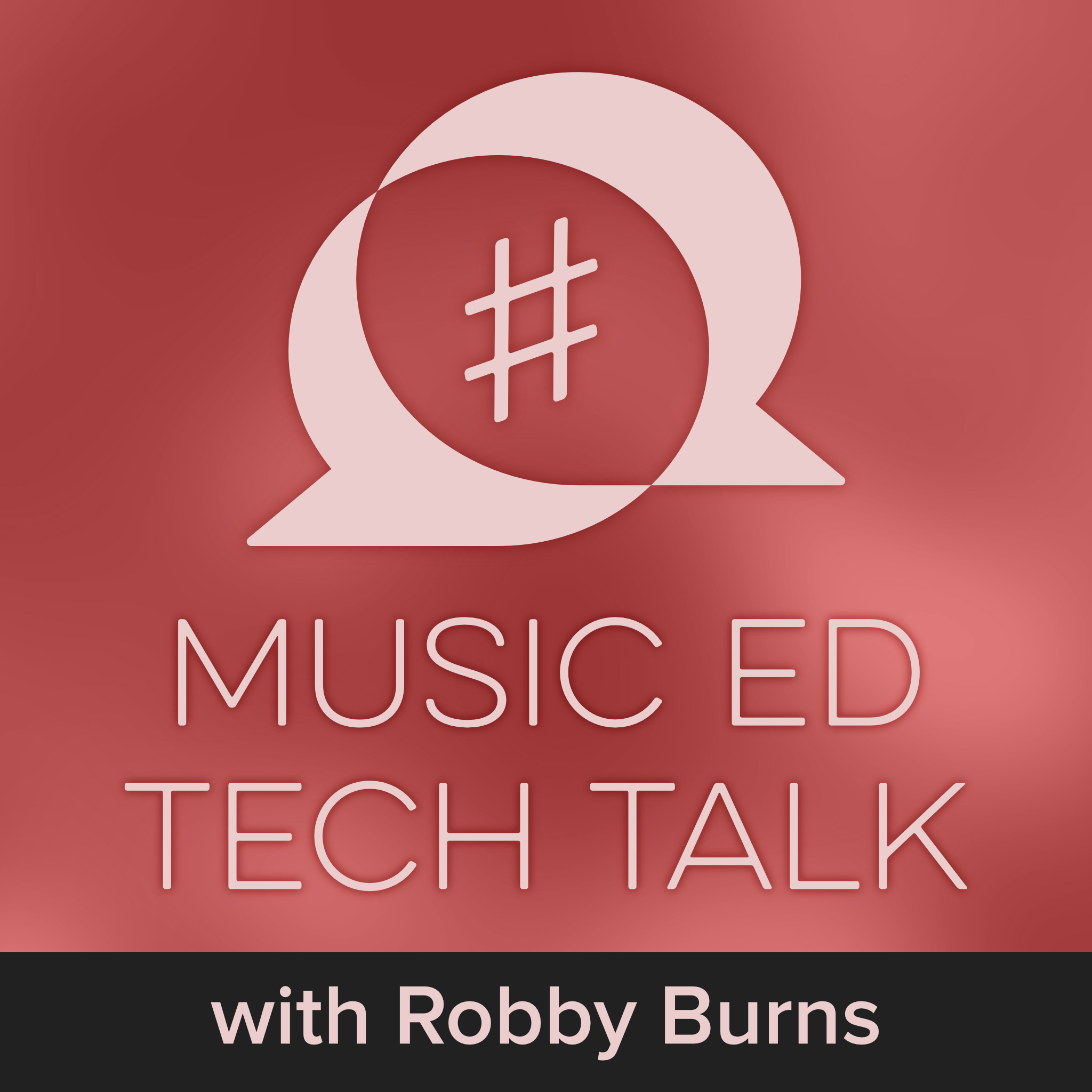 Music Ed Tech Talk show art