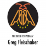Artwork for GFLY 32 - Greg Fleischaker and Mike Mueller discuss podcasts and social media