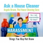 Artwork for Harassment - Is Your Cleaning Company Responsible?