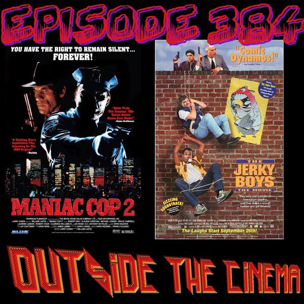 Episode #384 The Maniac Jerky Boys Cop 2